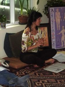 Beeara Teaching Self Care Class